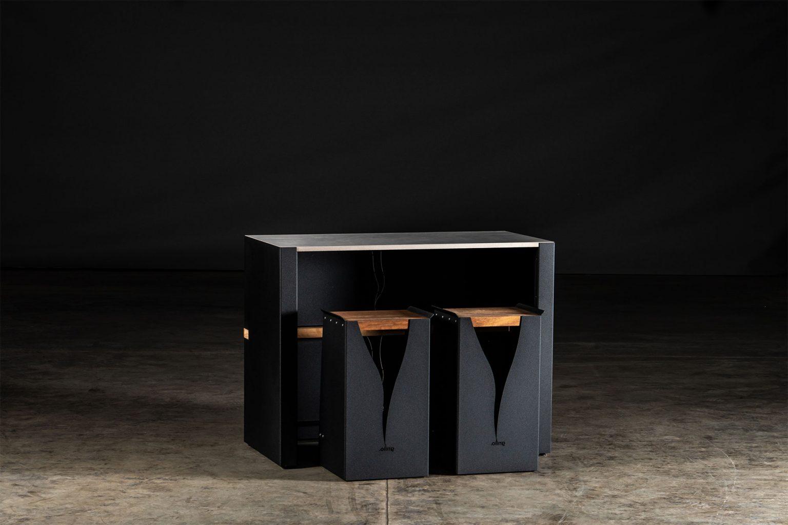 Vantage Bar Table & Stools | £1,500.00 - £2,700.00
